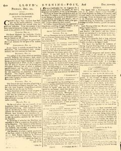 London Lloyd Evening Post, December 20, 1797, Page 6