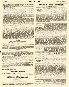 London Mainly About People, June 13, 1908, Page 12