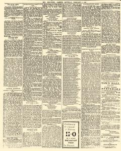 London Middlesex Gazette