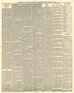 London Monitor And Catholic Standard And Ransomer