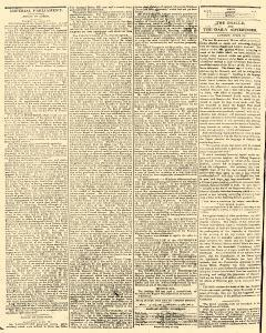 London Oracle And Daily Advertiser