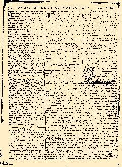 London Owens Weekly Chronicle Or Universal Journal
