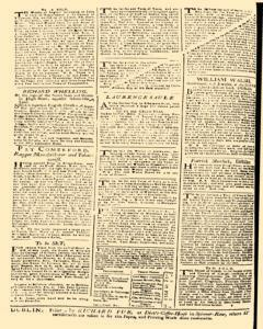 London Pues Occurrences, January 09, 1747, Page 4