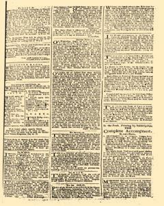 London Pues Occurrences, January 16, 1747, Page 3