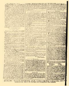 London Pues Occurrences, March 08, 1747, Page 4