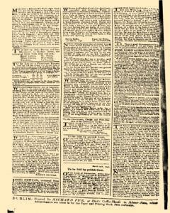 London Pues Occurrences, March 31, 1747, Page 4