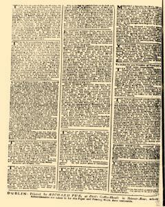 London Pues Occurrences, April 28, 1747, Page 4