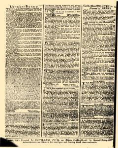 London Pues Occurrences, June 23, 1747, Page 4