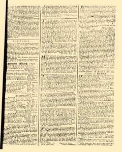 London Pues Occurrences, July 14, 1747, p. 3