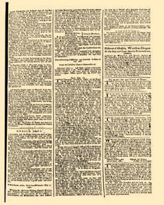 London Pues Occurrences, July 28, 1747, p. 3