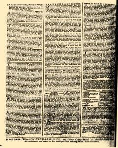 London Pues Occurrences, August 18, 1747, Page 4