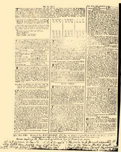London Pues Occurrences, October 03, 1747, Page 4