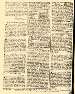 London Pues Occurrences, October 10, 1747, Page 4