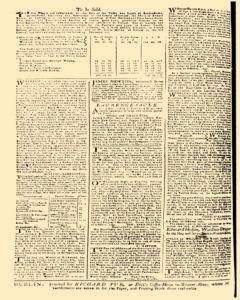 London Pues Occurrences, November 07, 1747, p. 4