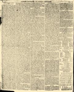 London Recorder And Sunday Reformer