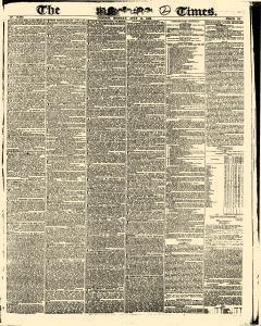 London Times, July 16, 1832, Page 5