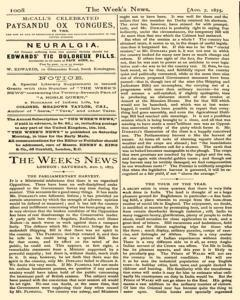 London Week News, August 07, 1875, Page 16