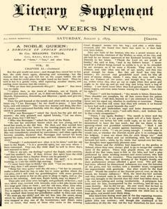 London Week News, August 07, 1875, Page 33