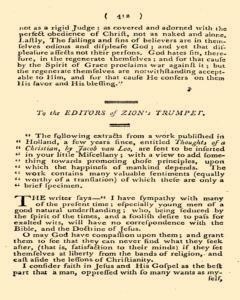 London Zion Trumpet, December 01, 1799, Page 16