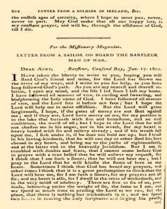 Missionary Magazine, May 18, 1801, Page 26