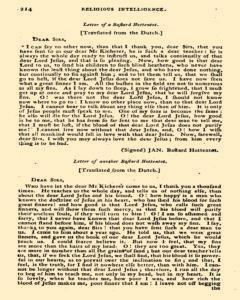Missionary Magazine, May 18, 1801, Page 38