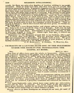 Missionary Magazine, May 18, 1801, Page 44