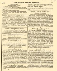 Monthly Literary Advertiser, May 09, 1807, Page 3