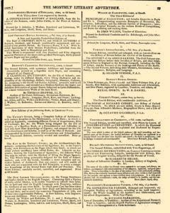 Monthly Literary Advertiser, May 09, 1807, Page 5