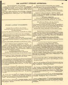 Monthly Literary Advertiser, May 09, 1807, Page 7