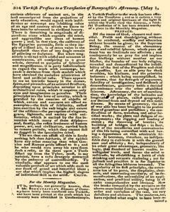 Monthly Magazine, May 01, 1804, Page 2