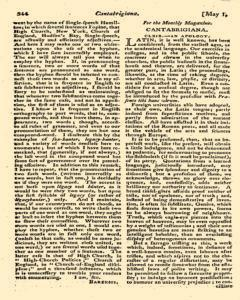 Monthly Magazine, May 01, 1804, Page 34