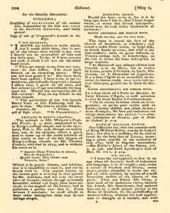 Monthly Magazine, May 01, 1804, Page 42