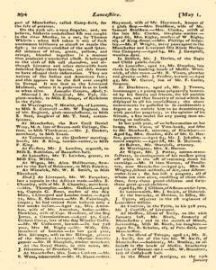 Monthly Magazine, May 01, 1804, Page 84
