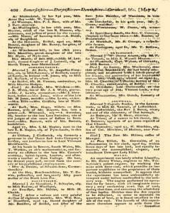 Monthly Magazine, May 01, 1804, Page 92