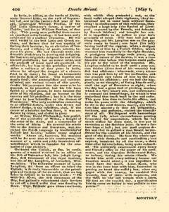 Monthly Magazine, May 01, 1804, Page 94