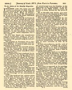 Monthly Magazine, May 01, 1804, Page 9