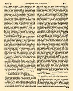 Monthly Magazine, May 01, 1804, Page 31