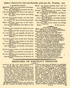 Monthly Magazine, May 01, 1804, Page 45