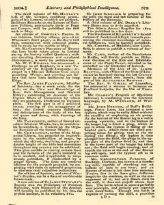 Monthly Magazine, May 01, 1804, Page 69