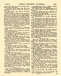 Monthly Magazine, May 01, 1804, Page 85