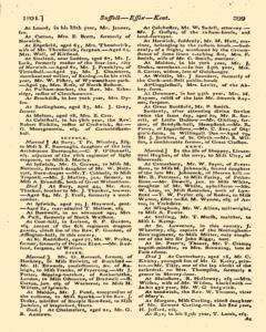 Monthly Magazine, May 01, 1804, Page 89
