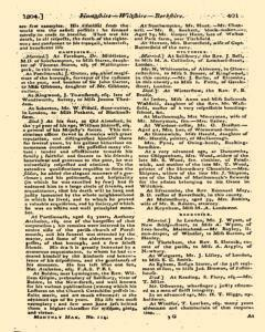 Monthly Magazine, May 01, 1804, Page 91
