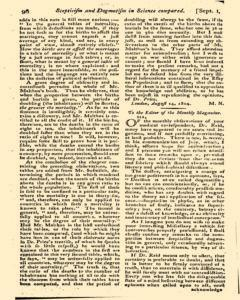Monthly Magazine, September 01, 1804, Page 4