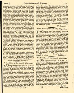 Monthly Magazine, September 01, 1804, Page 25