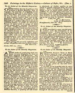 Monthly Magazine, December 01, 1805, Page 4
