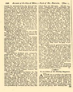 Monthly Magazine, December 01, 1805, Page 6