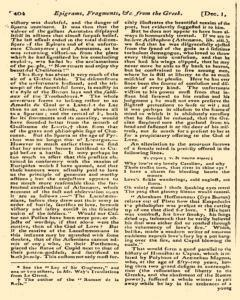 Monthly Magazine, December 01, 1805, Page 12