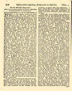 Monthly Magazine, December 01, 1805, Page 14