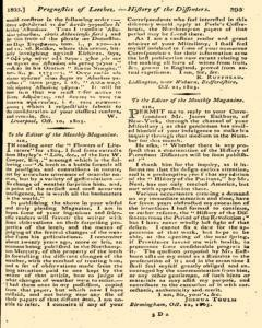 Monthly Magazine, December 01, 1805, Page 3
