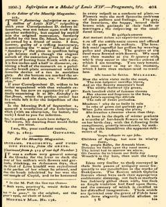 Monthly Magazine, December 01, 1805, Page 9